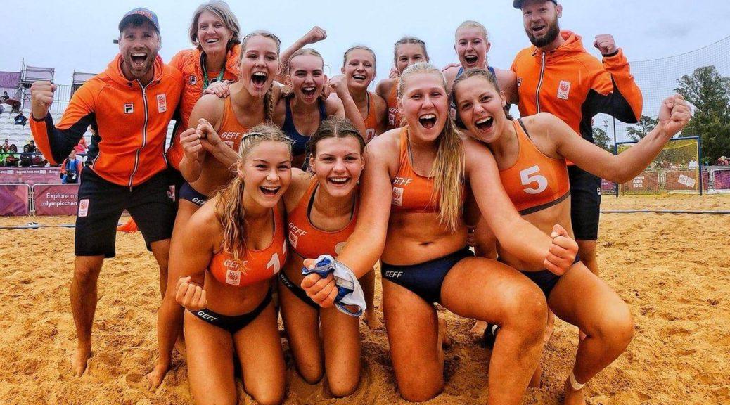 Beach Dames U17
