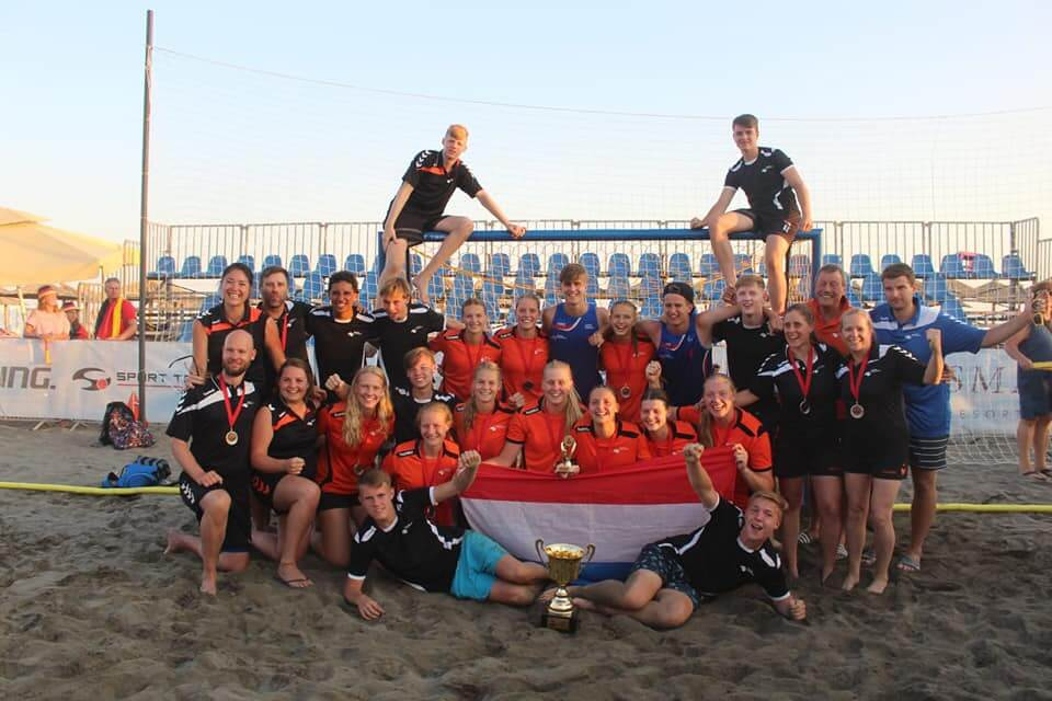 Beach Heren U17 U18 Handbal